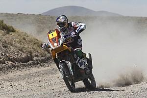 Dakar MRW KTM stage 2 report