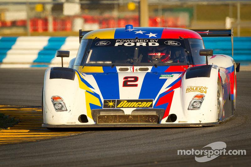 Starworks Motorsports announces 2012 Daytona 24H lineup