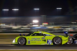 Grand-Am Krohn Racing prepared for January Daytona 24H test