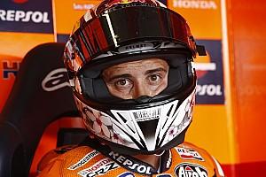 MotoGP Motocross bikes bite again – Dovizioso breaks collarbone
