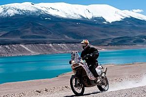 Dakar Series stage 6 report