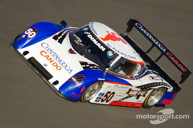Daytona Int'l Speedway January test notes, day 2