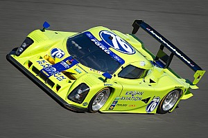 Grand-Am Krohn Racing Daytona January test summary
