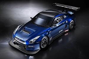 Endurance RJN Motorsport receives first new Nissan GT-R Nismo GT3