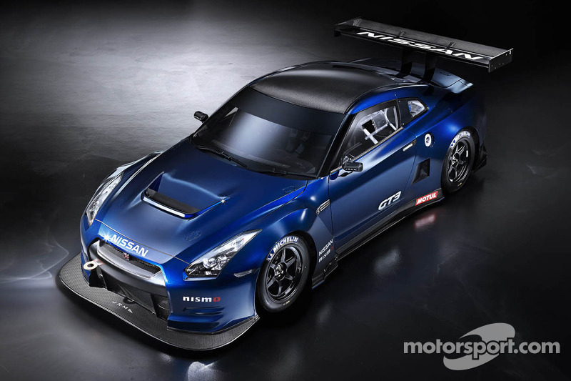 RJN Motorsport receives first new Nissan GT-R Nismo GT3