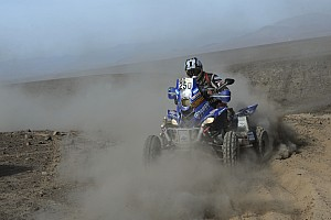 Dakar Despres is Bike champion; Patronelli takes Quad title