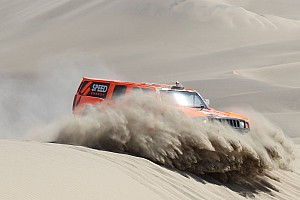 Dakar Toyo Tires stage 14 report