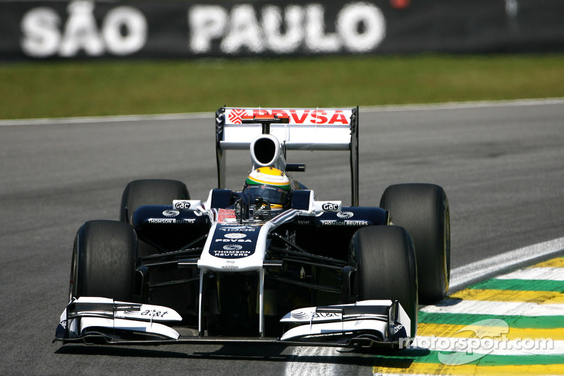 New Williams on track for Jerez debut