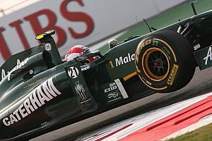 Formula 1 Caterham confirms January launch for new car