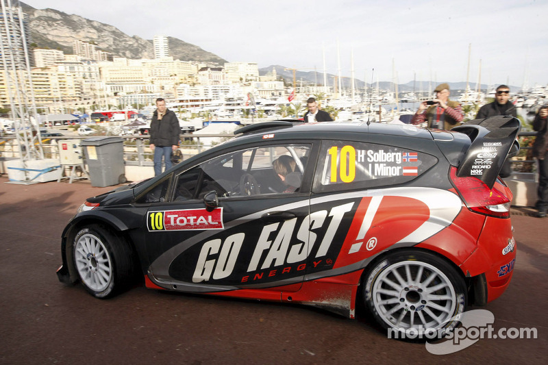 Go Fast Monte Carlo Rally final summary