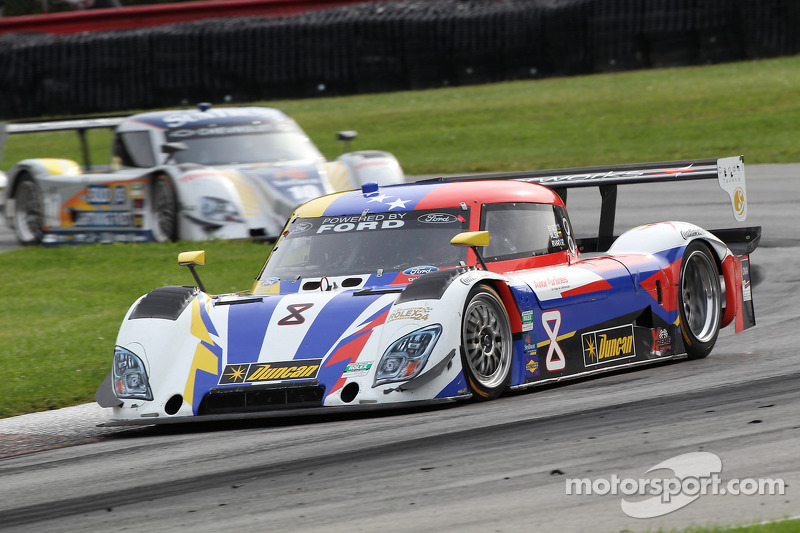 Starworks Motorsports set with No. 8 for Daytona 24H
