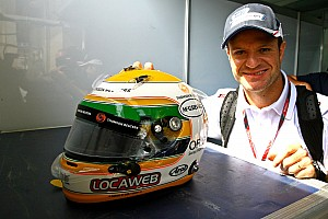Formula 1 Barrichello to test Indycar next week - report