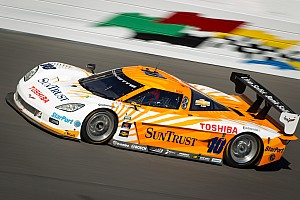 Grand-Am Angelelli puts SunTrust Racing on Daytona 24H front row