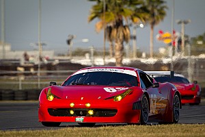 Grand-Am Risi Competizione Daytona 24H qualifying report