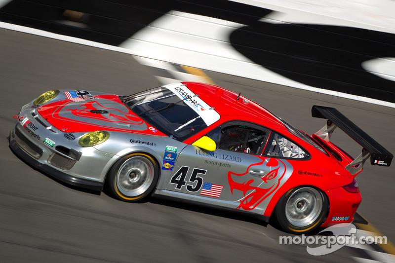 Joey Selmants Blog: Rolex at Daytona 24H GT class