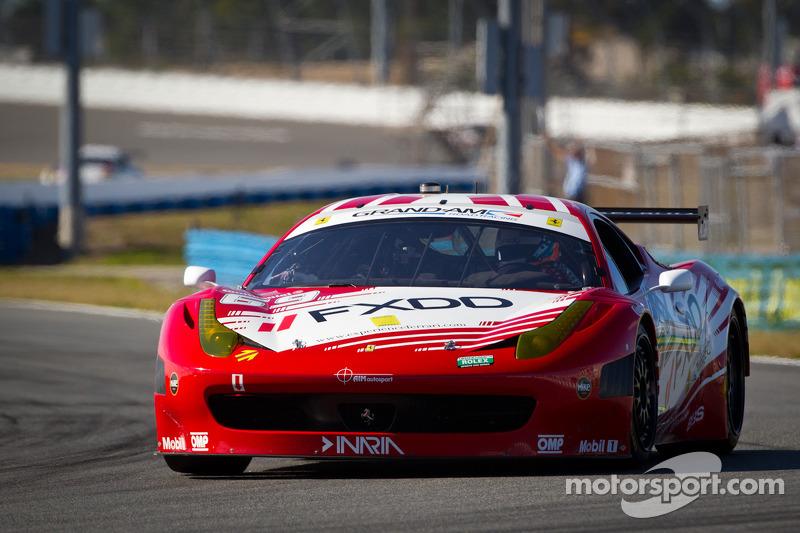 Ferrari Daytona 24H qualifying report