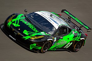 Grand-Am Extreme Speed Motorsports Daytona 24H hour 6 report