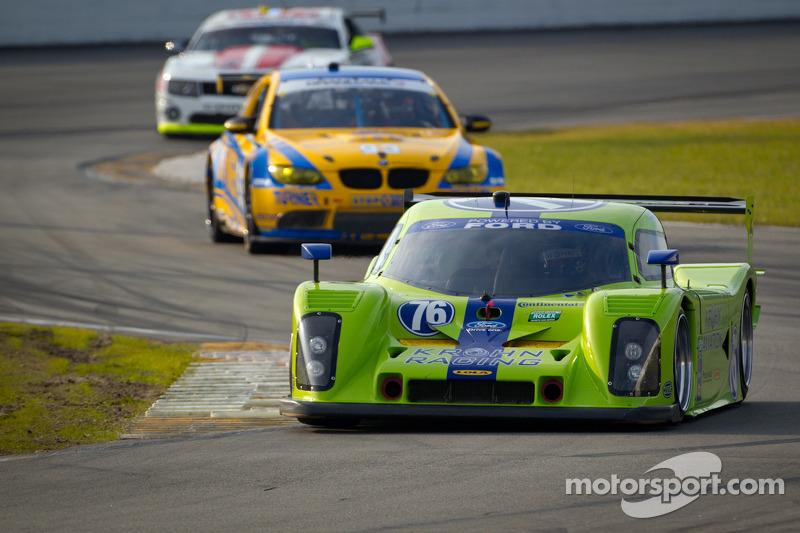 Krohn Racing Daytona 24H hour 12 report