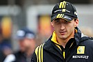 Kubica able to drive again