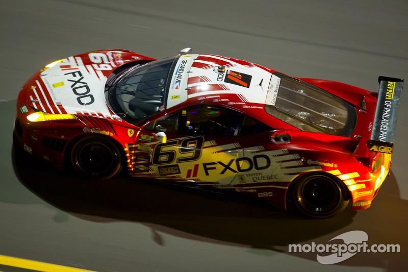 Jeff Segal Daytona 24H race report