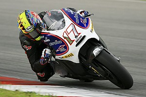 MotoGP Cardion AB Sepang test day 2 report