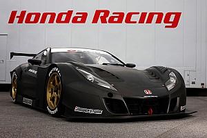 Super GT Carlo van Dam joins Honda works team