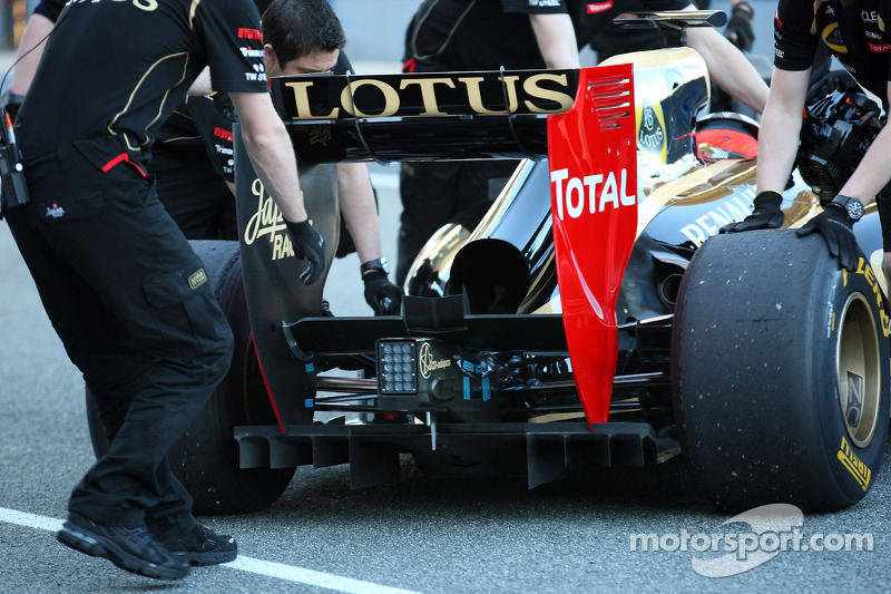 Exhaust blowing saga not over yet - Lotus