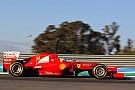 Ferrari Jerez test day 3 report