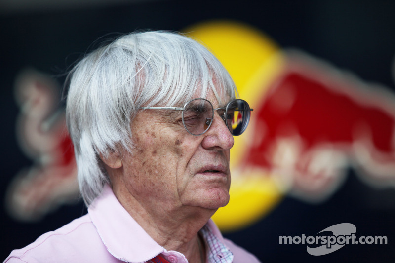 Ecclestone wants new contract for Nurburgring race
