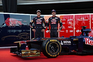 Formula 1 Toro Rosso to give new drivers more than one season