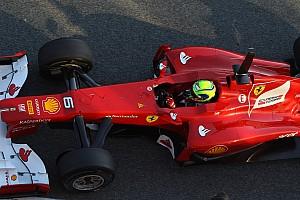 Formula 1 Salo 'surprised' Ferrari kept Massa for 2012