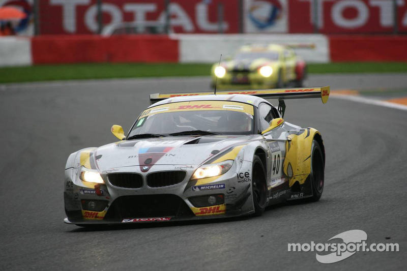 Two car Blancpain assault for Marc VDS