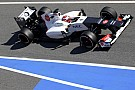 Sauber Barcelona test II -  Day 2 report