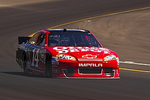 NASCAR Cup Stewart and other Team Chevy drivers comment on qualifying at PIR