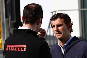 Formula 1 De la Rosa replaces GPDA president Barrichello
