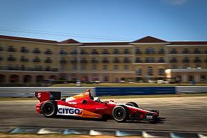 IndyCar KV Racing Technology Sebring Open Test summary