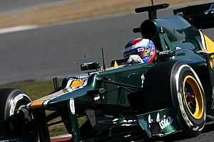 Formula 1 Caterham want to push midfield teams during Australian GP