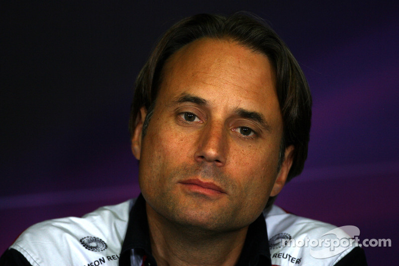 Williams in no rush for new title sponsor - Parr
