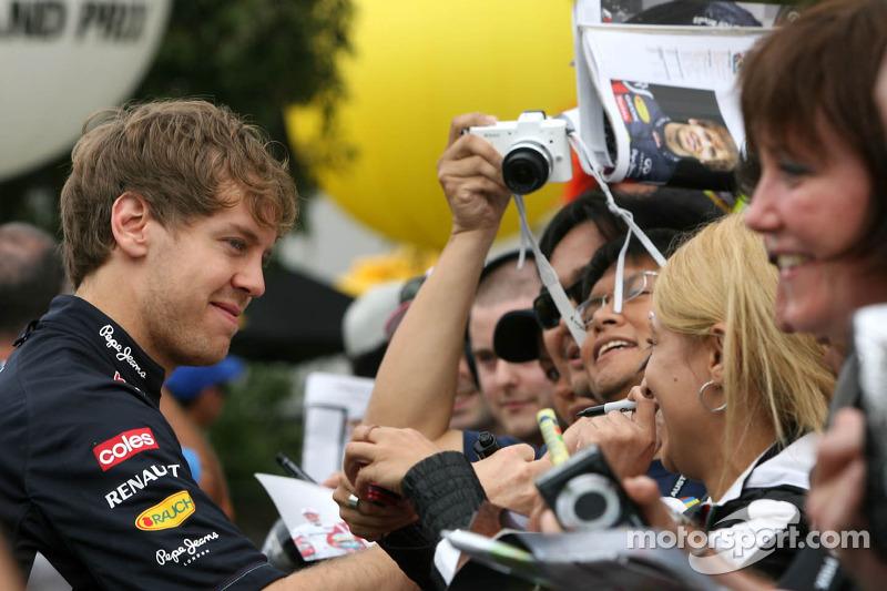 Red Bull Australian GP - Melbourne Friday practice report