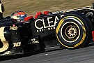 Lotus Australian GP - Melbourne Friday practice report