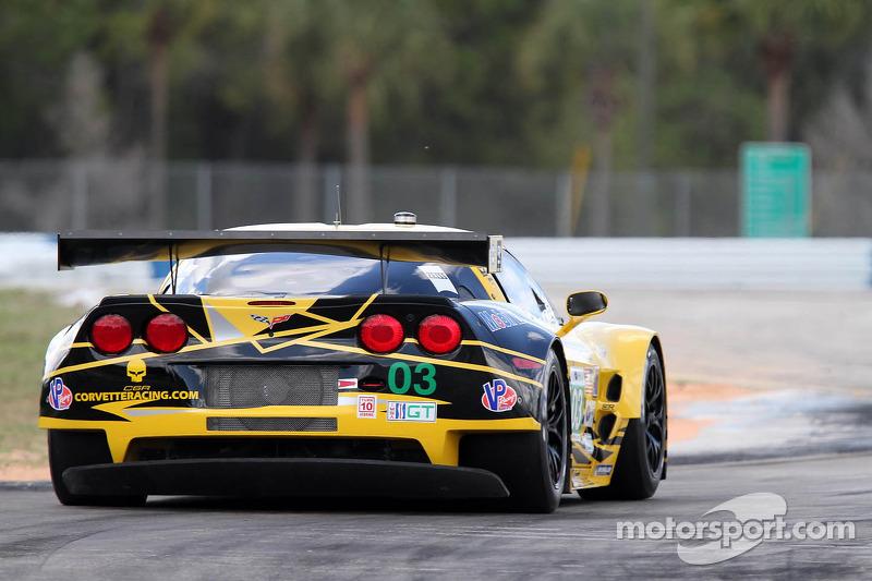 Corvette Racing Sebring qualifying report