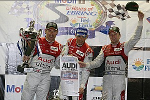 WEC McNish leads Audi 1-2 finish in the 60th Sebring 12 hour challenge