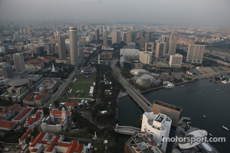 Singapore key to F1's future - reports