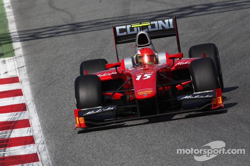 Scuderia Coloni ready for a successful season