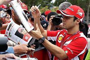 Formula 1 Ferrari denies Massa axe reports