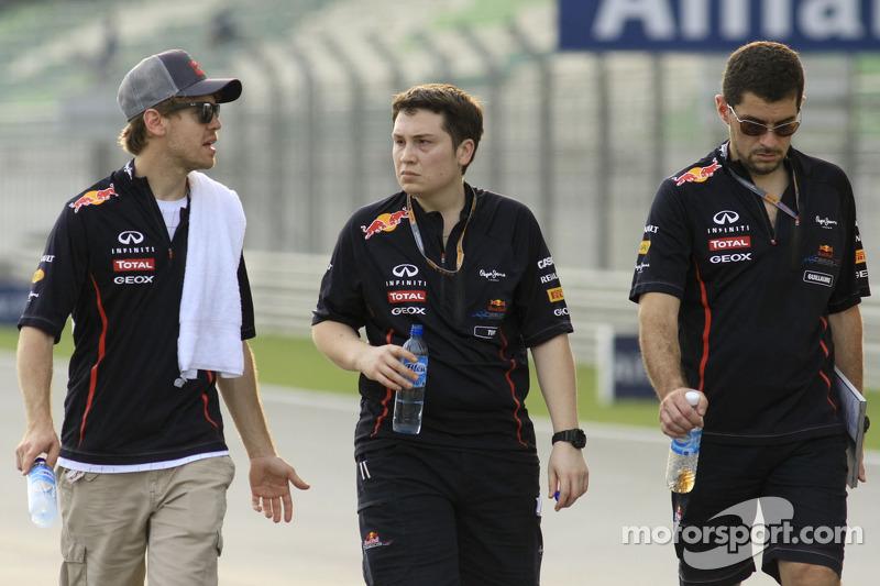 Red Bull Malaysian GP - Sepang Friday report