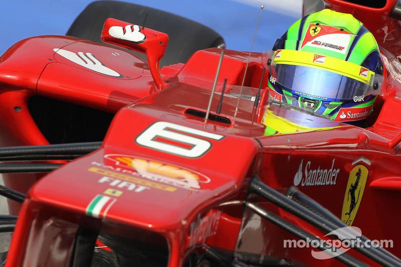 Ferrari Malaysian GP - Sepang qualifying report