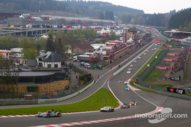 Thirty seven car Spa entry list released
