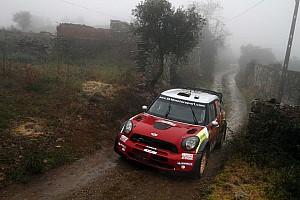 WRC Prodrive MINI Rally de Portugal leg 2 summary