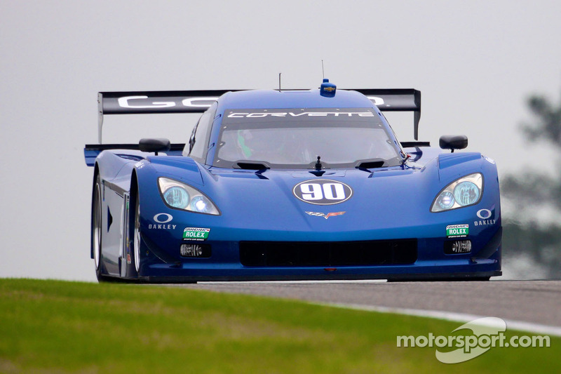 Spirit of Daytona hands Corvette first 1st DP win, at Barber